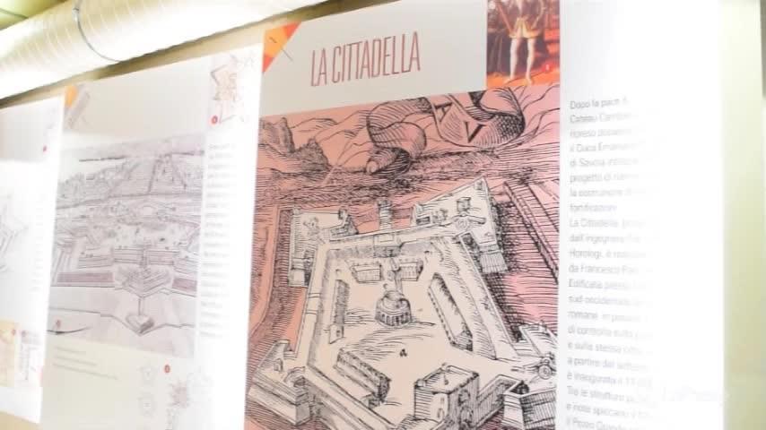 Torino inaugura la nuova area archeologica della Cittadella