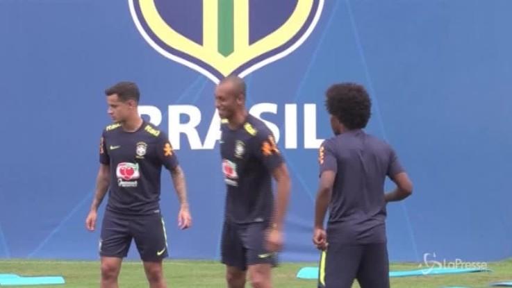 Russia 2018, sfida tra Brasile e Costarica