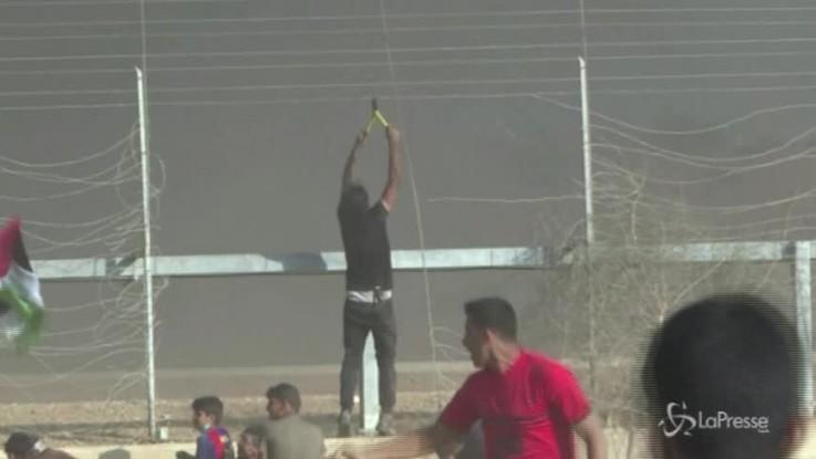 Gaza, ancora aquiloni incendiari sul Neghev