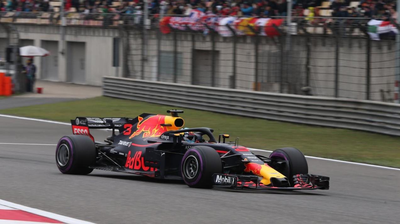 F1, Gp di Cina, trionfa Ricciardo, podio per Bottas e Raikkonen