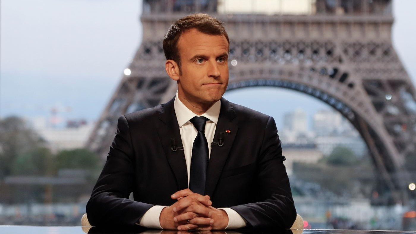 """Macron sulla Siria: """"I russi complici sulle armi chimiche"""""""