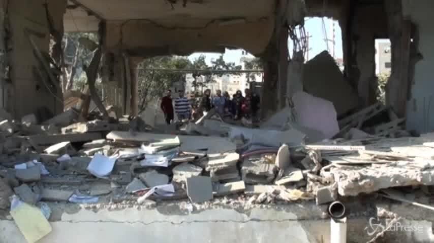 Palestinese coinvolto nell'omicidio di un colono, Israele gli demolisce la casa