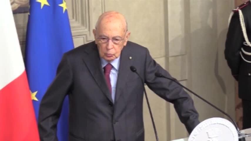 Paura per Giorgio Napolitano: operato d'urgenza al cuore al San Camillo di Roma