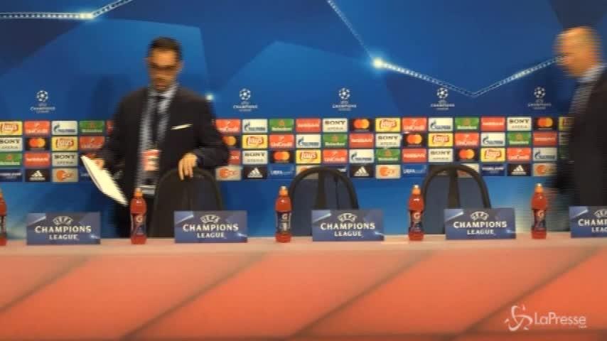 """Zidane: """"Abbiamo sofferto ma siamo contenti del risultato"""""""
