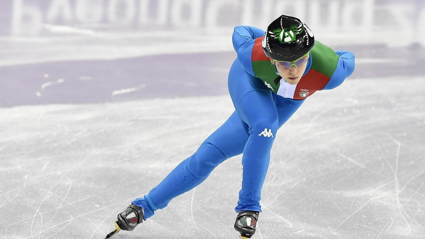 Short track, bronzo per Arianna Fontana nei 1000 metri