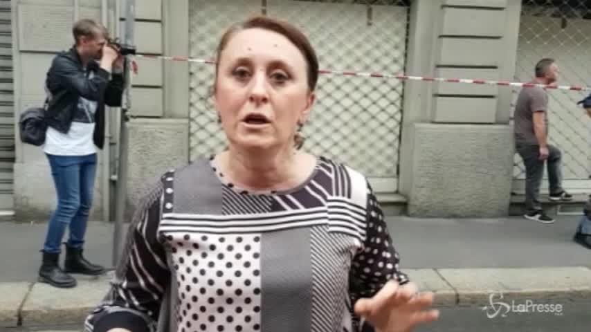 Corteo degli anarchici a Milano: la rabbia di una commerciante