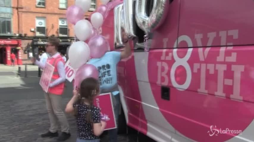 Irlanda, la campagna provita contro la legalizzazione dell'aborto