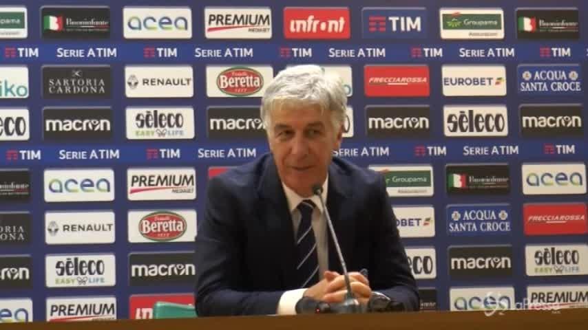 """Gasperini: """"Per l'Europa League ci giochiamo il tutto per tutto contro il Milan"""""""