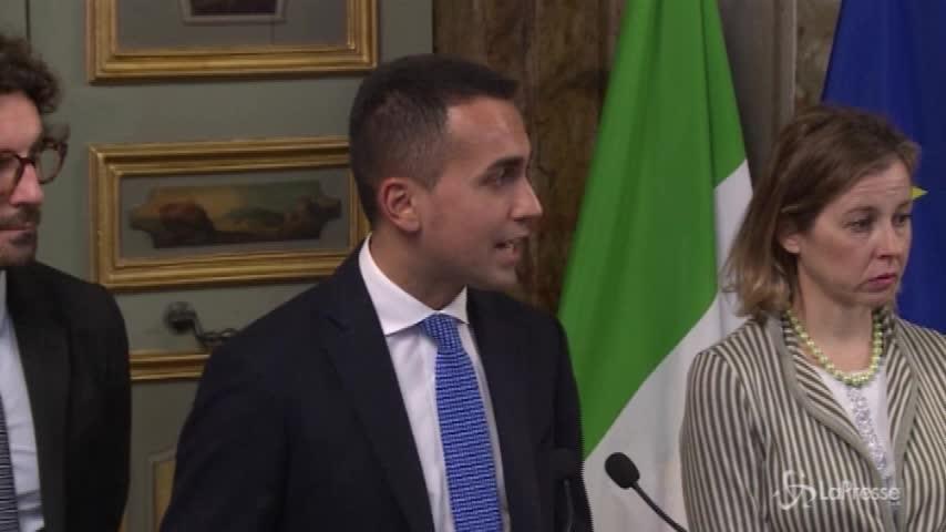 """Di Maio a Salvini: """"Scegliamo insieme il premier"""""""