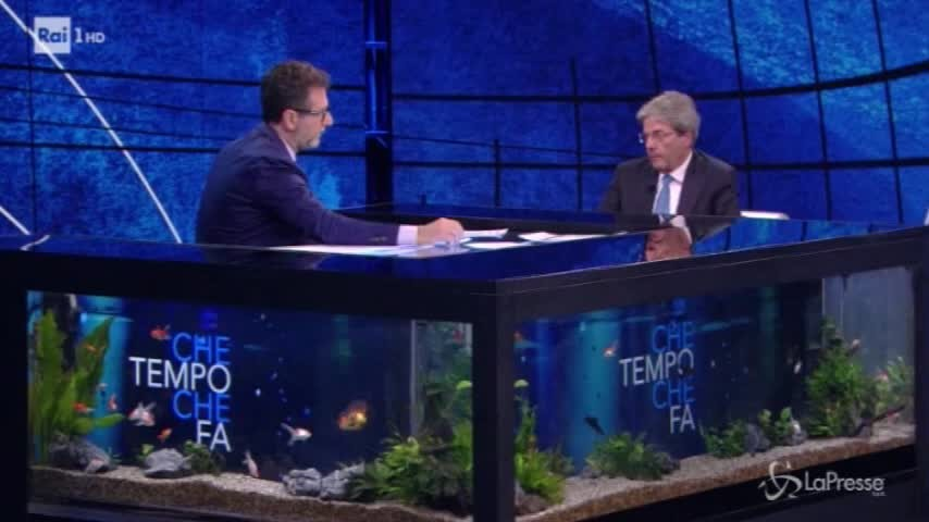 """Governo, Gentiloni: """"Il rifiuto del Pd a M5S non era indispensabile"""""""