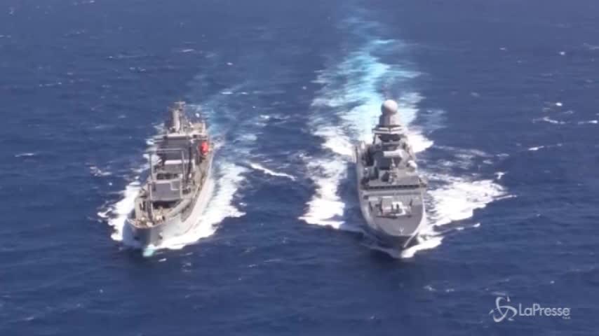 Atlantico, la Marina Militare cerca i velisti dispersi