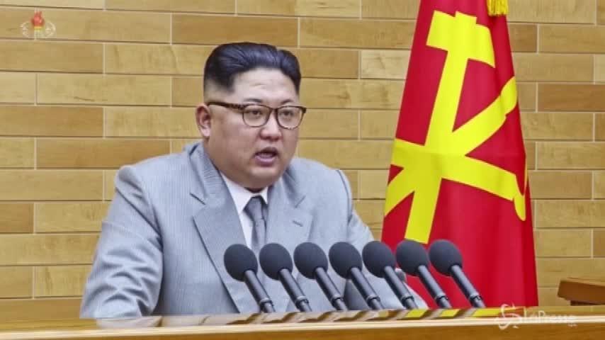 Incontro Trump-Kim il prossimo 12 giugno a Singapore
