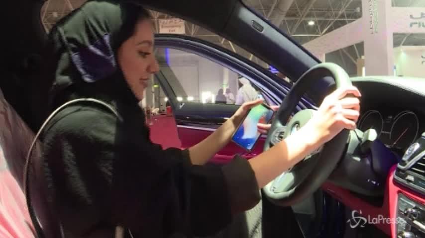 Rivoluzione Arabia Saudita: per la prima volta le donne al volante