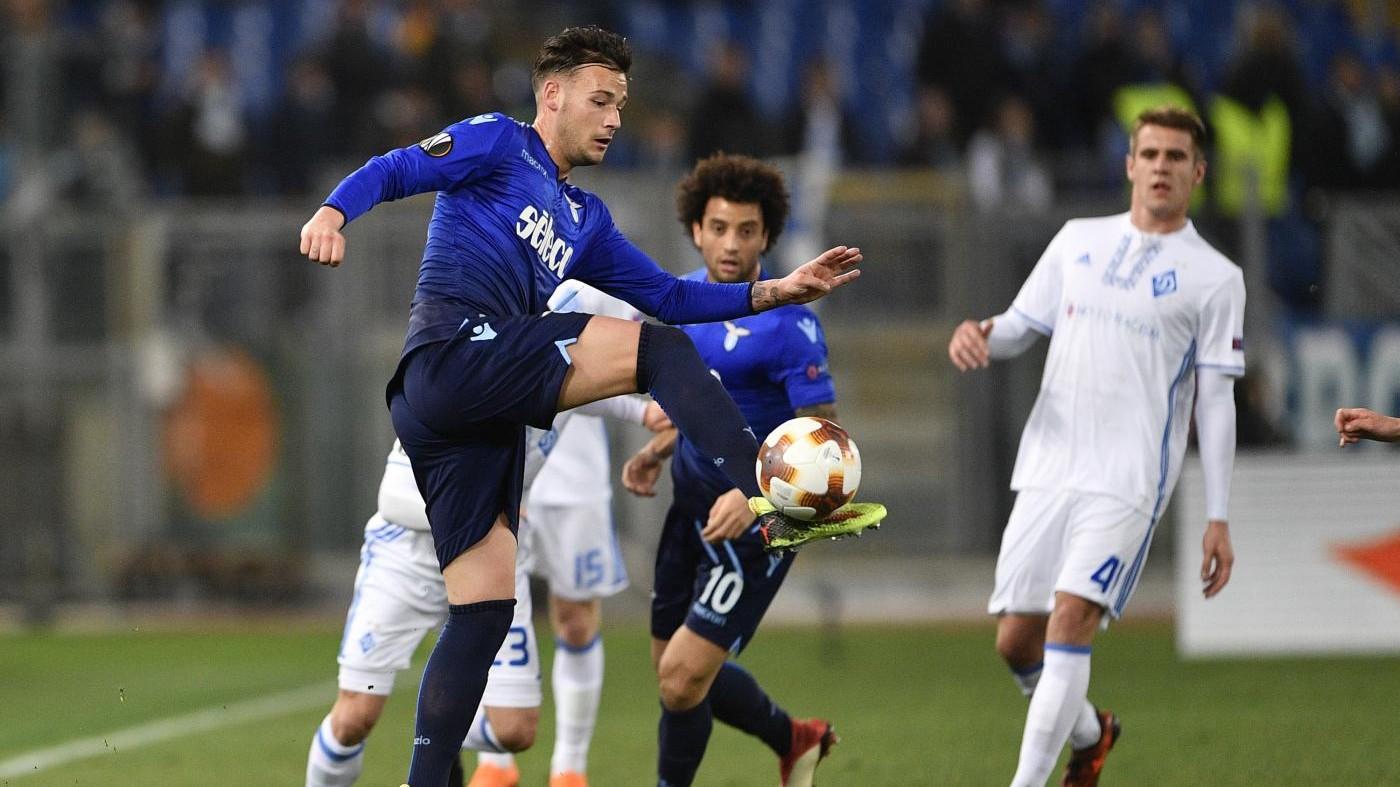 Europa League, Milan-Arsenal 0-2. Lazio-Dinamo Kiev 2-2