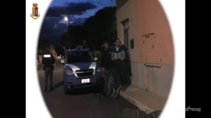 """Arresti per mafia a Brindisi, le intercettazioni: """"Il cantiere ve lo dovete prendere"""""""