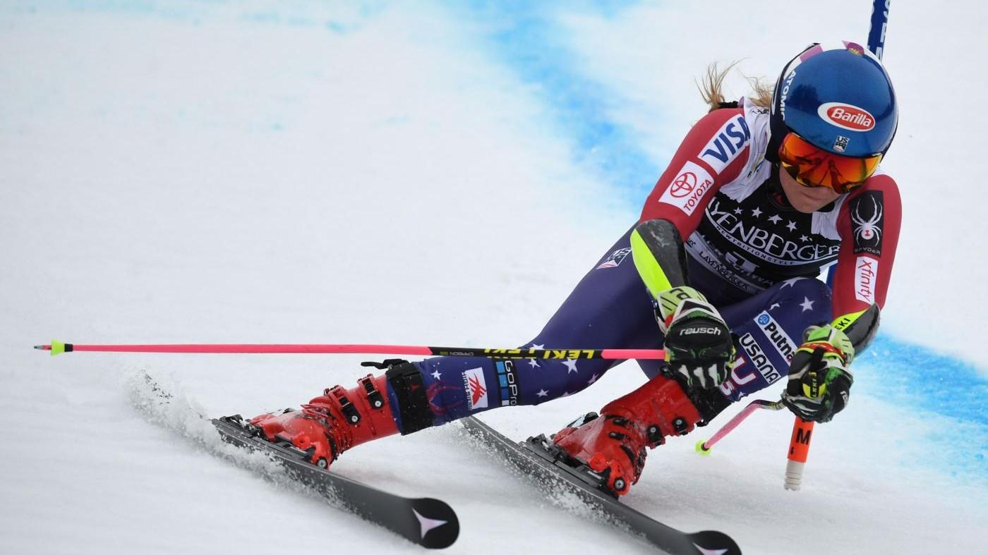 Sci, Mikaela Shiffrin vince di nuovo la Coppa del Mondo