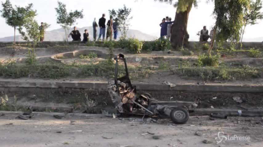 Afghanistan, esplosioni alla partita di cricket: almeno 8 morti