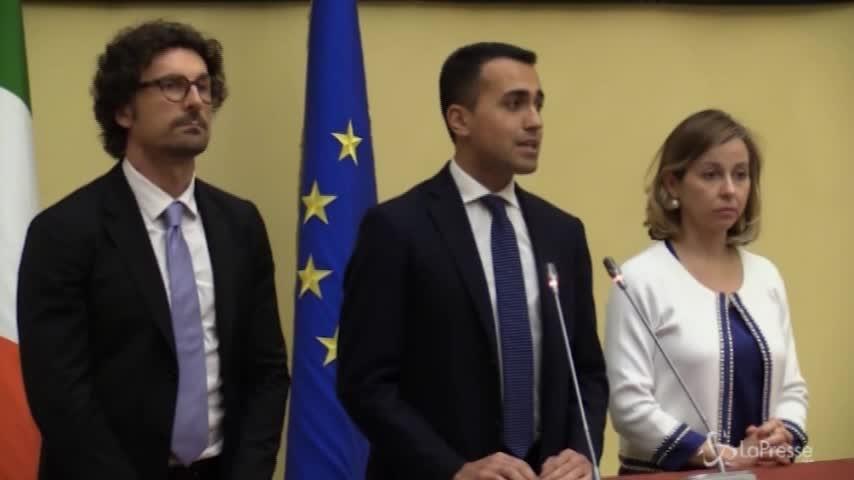 Governo, contratto Lega-M5s al vaglio degli elettori