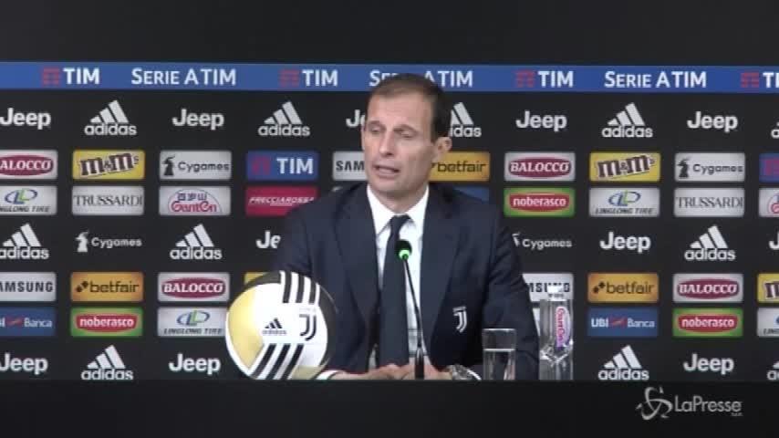 Juventus e Allegri ancora insieme per il quinto anno