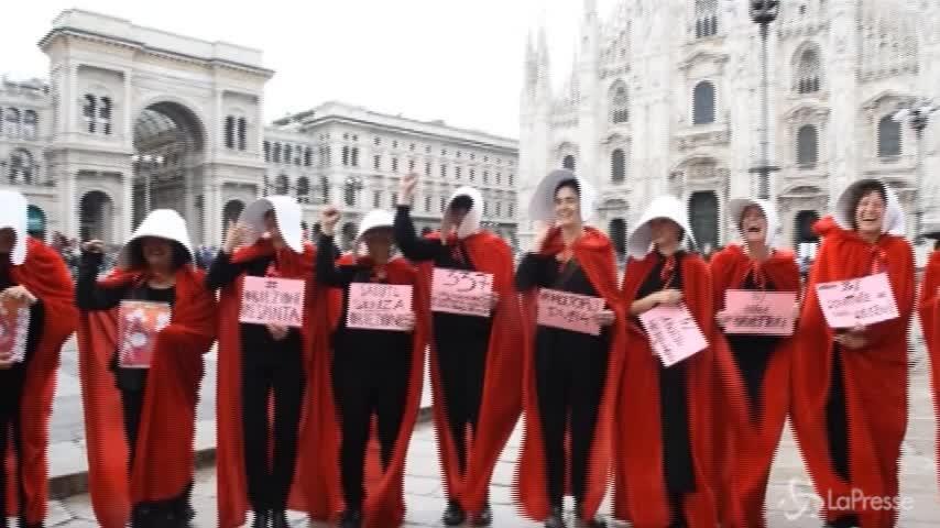 40 anni della legge sull'aborto: il corteo di Milano