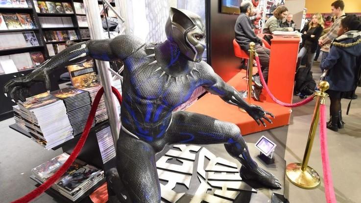 """Wakanda Forever: da Pogba a Vickery, gli atleti neri omaggiano """"Black Panther"""""""