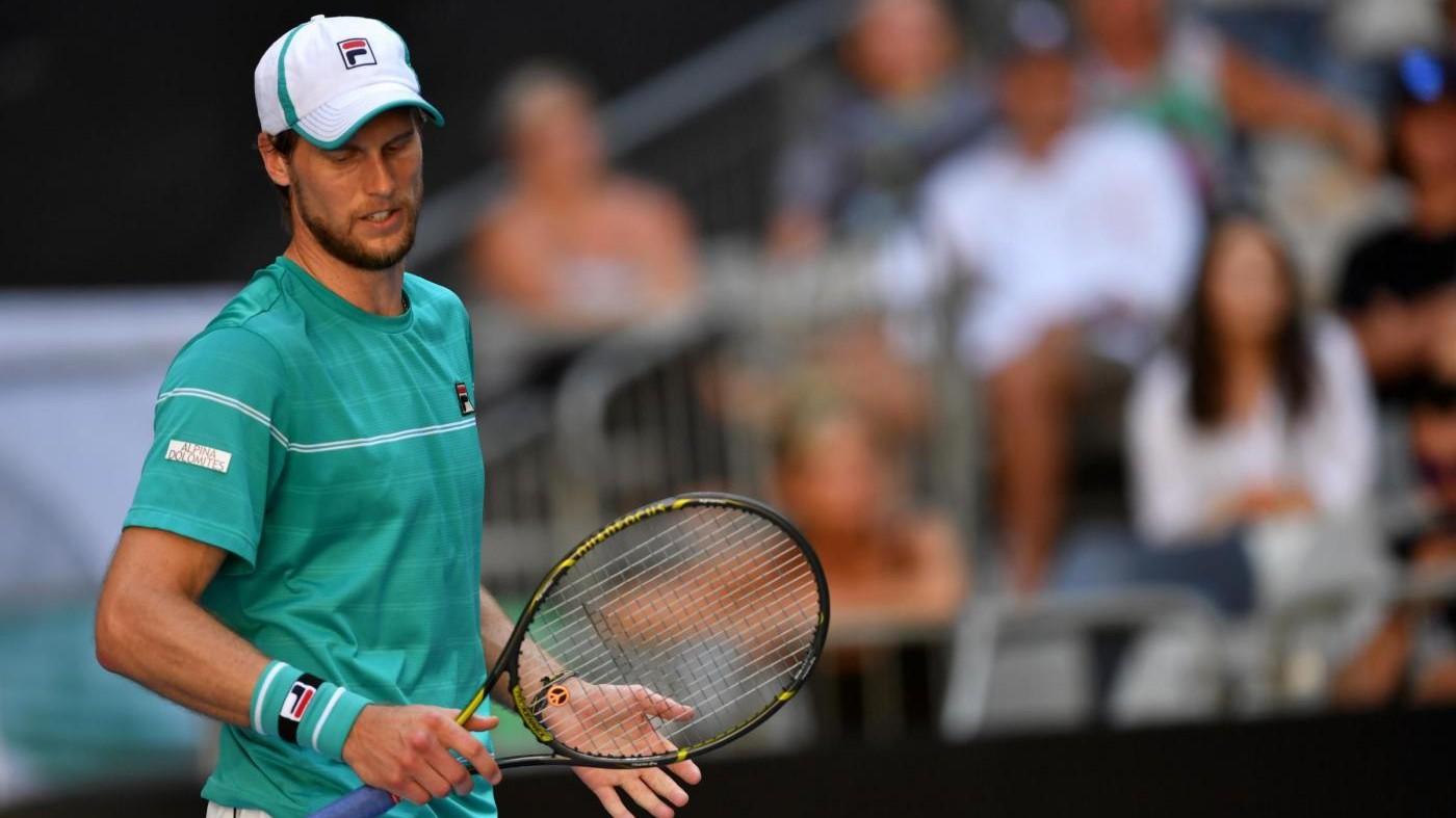 Australian Open, Seppi si schianta sul giovane Edmund. Nadal c'è