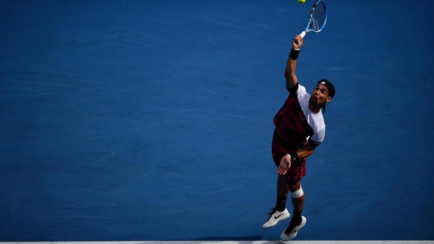 Australian Open, fuori a sorpresa Djokovic, se ne va anche Fognini