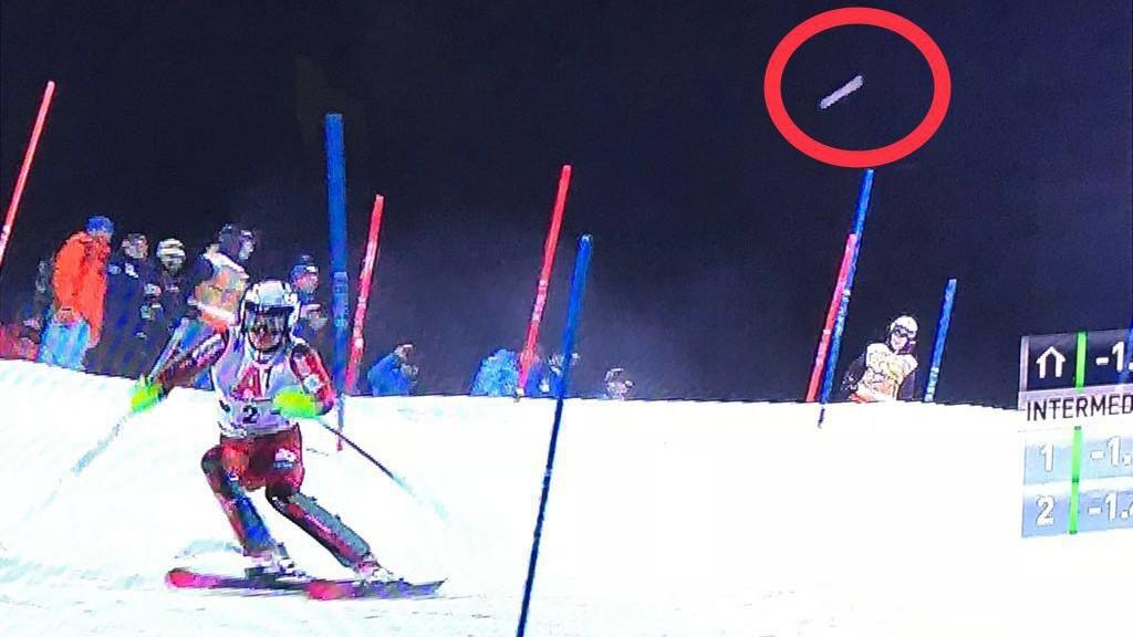 Slalom di Schladming, palle di neve contro Kristoffersen