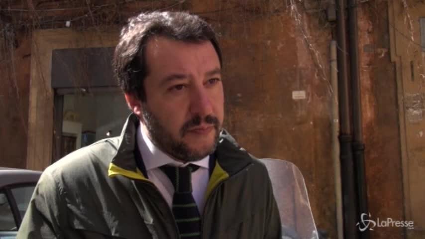 """Salvini: """"Non è io premier o la morte"""""""