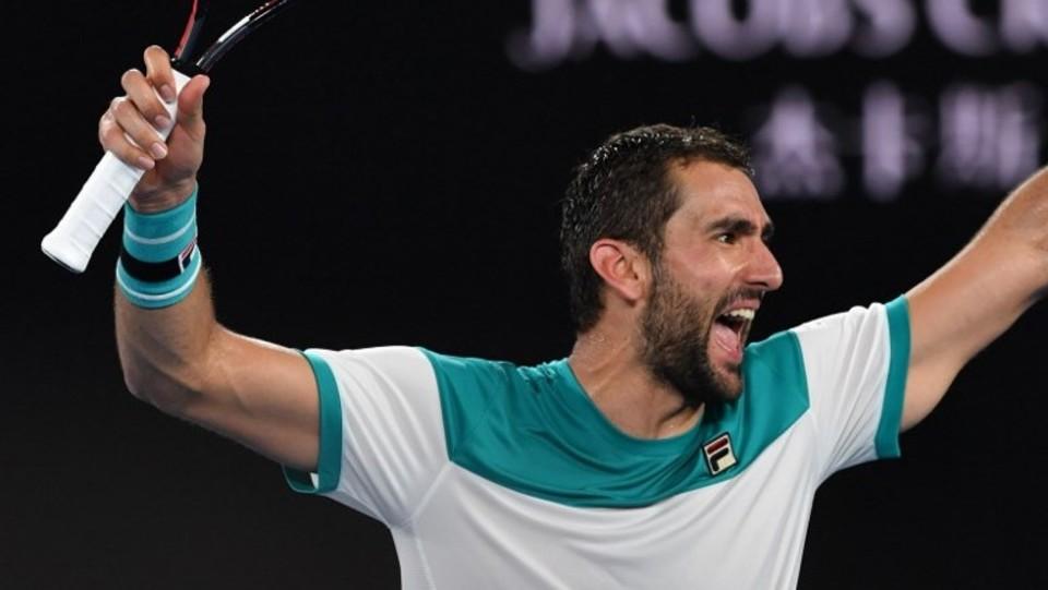 Australian Open, Cilic primo finalista. Donne, sarà Halep-Wozniacki
