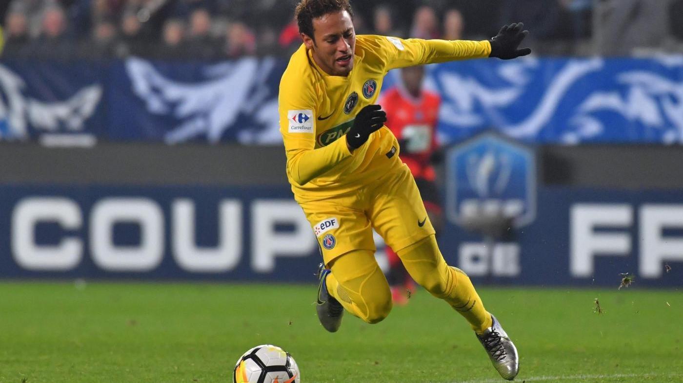 "Neymar al Real? Il Psg: ""Solo se vinciamo la Champions"""