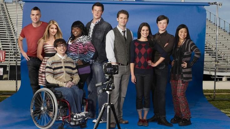 """Morto Mark Salling. Ma la reazione dei colleghi di """"Glee"""" è inaspettata"""