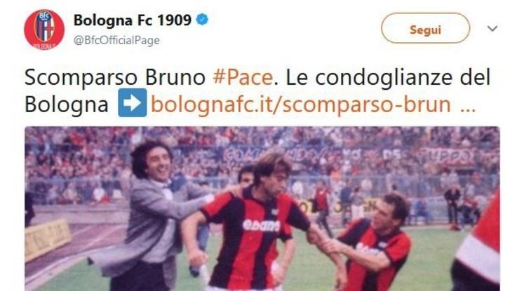 Morto Bruno Pace, giocò nel Bologna tra gli anni '60 e '70