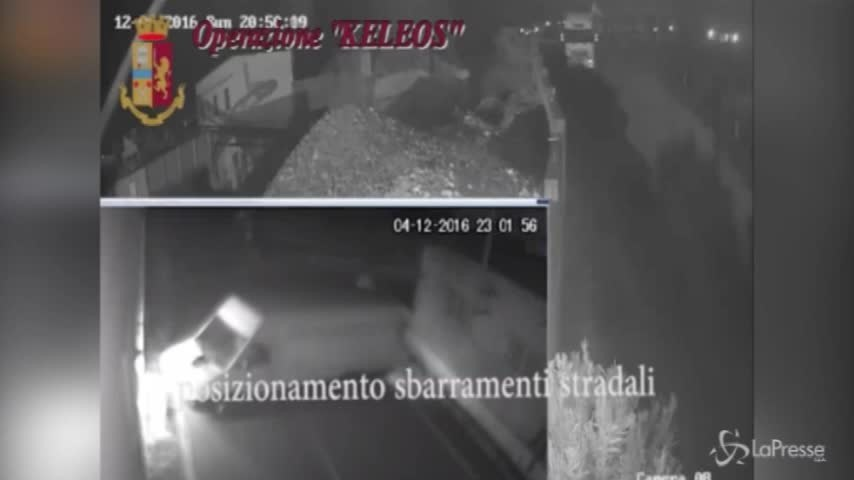 Colpo da 8 milioni di euro, l'azione paramilitare dei rapinatori