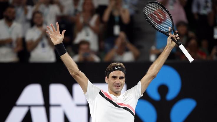 Tennis, infinito Federer: semifinale in Olanda, torna n.1 al mondo