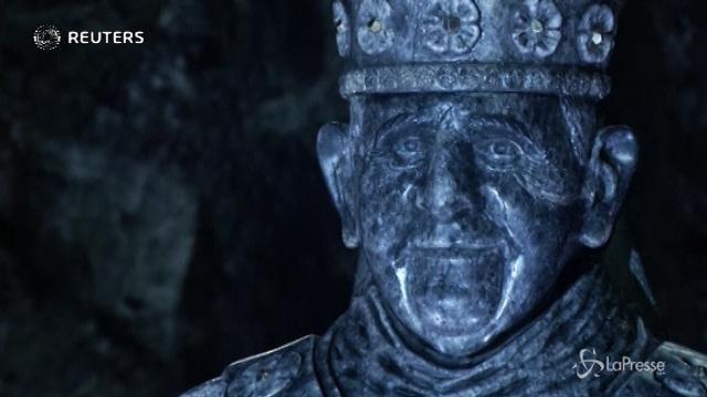 Colombia, nella Cattedrale del sale un busto dedicato a Papa Francesco