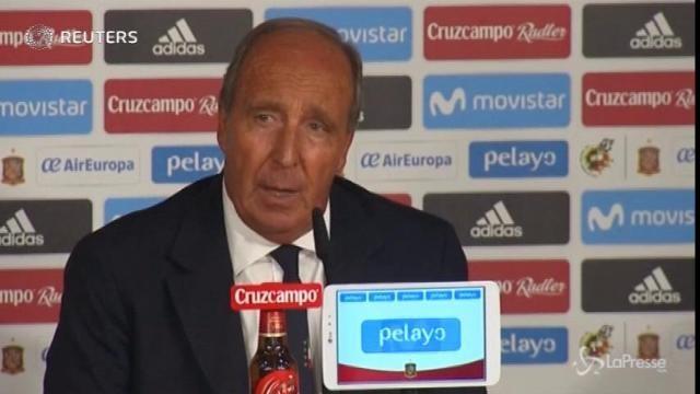 """Ventura: """"Spagna squadra nettamente superiore"""""""