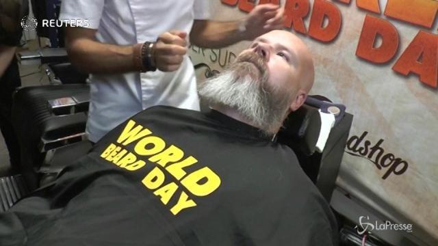 Svezia: a Stoccolma la gara tra barbieri