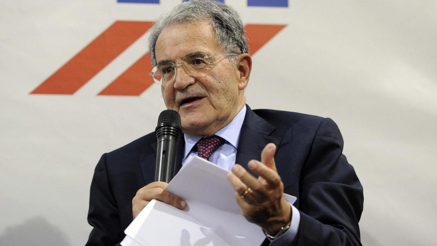 """Prodi: """"Lo Ius soli si può approvare dopo la Finanziaria"""""""
