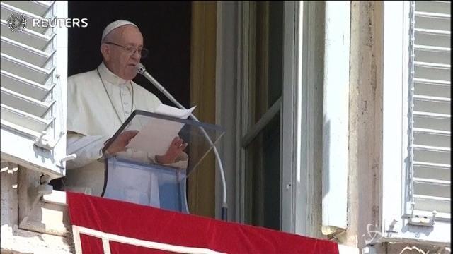 Papa Francesco prega per gli abitanti del Texas e della Louisiana