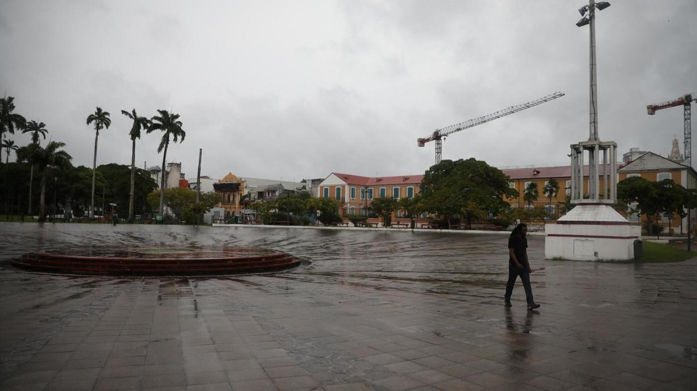Allarme nei Caraibi, l'uragano Maria ha raggiunto il livello 5 e si avvicina