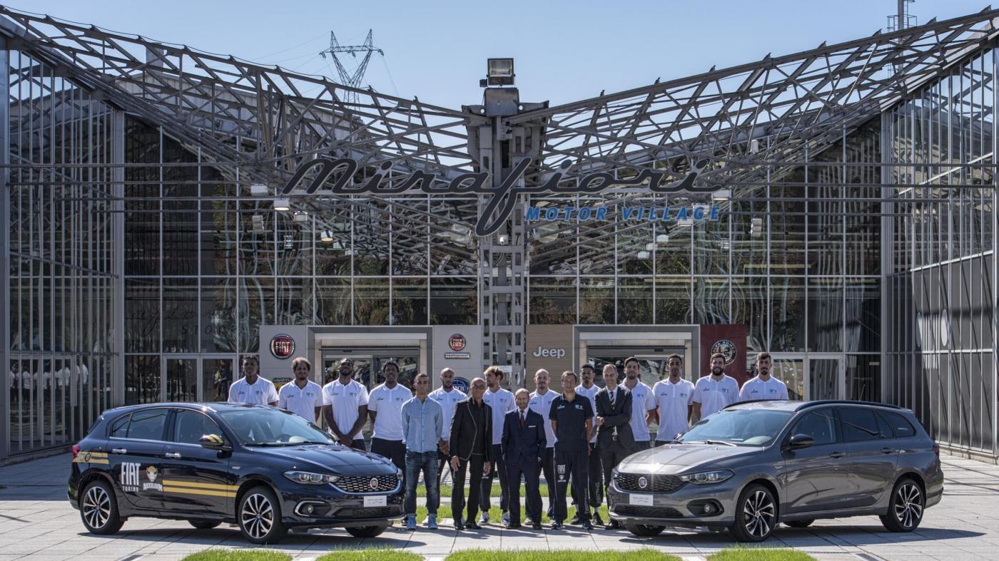 Fiat a canestro con Fiat Torino per il secondo anno consecutivo