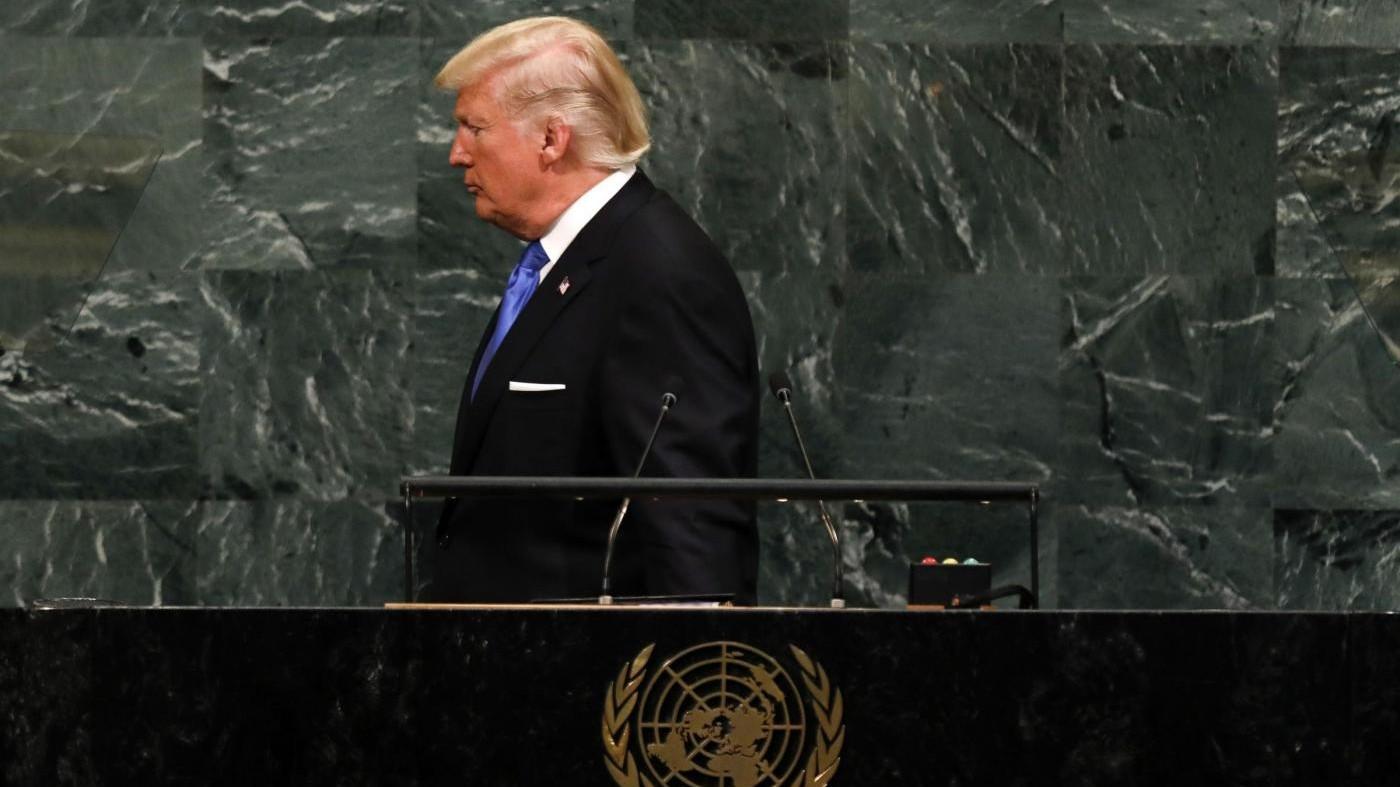 Nucleare Iran, Trump ha deciso cosa fare ma non lo rivela