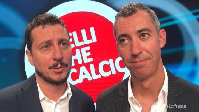 """Luca e Paolo: """"Auguri alle milanesi, soffriremo per il Genoa"""""""