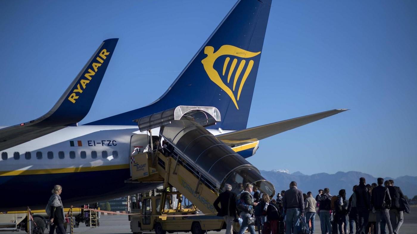 Ryanair, O'Leary offre di più ai piloti per saltare le ferie