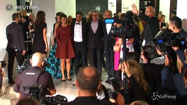 """Festival Venezia, in passerella il cast di """"Mektoub, my Love: Canto Uno"""""""