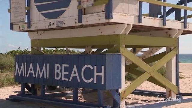 Arriva Irma, la fuga da Miami