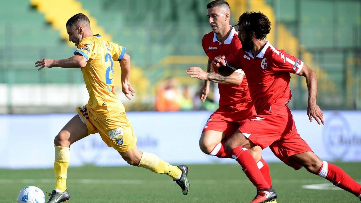 Serie B, tutti i match della sesta giornata: i risultati