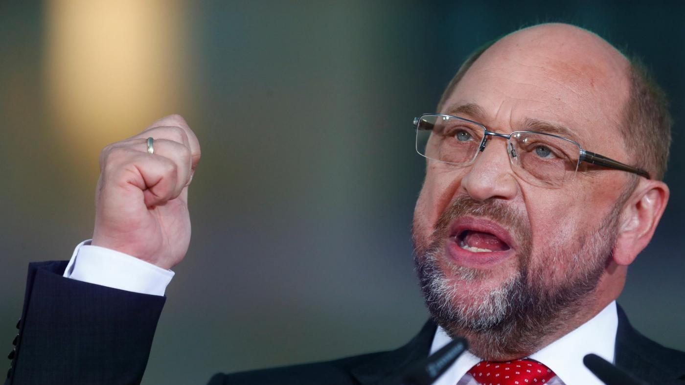 Germania al voto, chi è Schulz: da libraio a presidente dell'Europarlamento