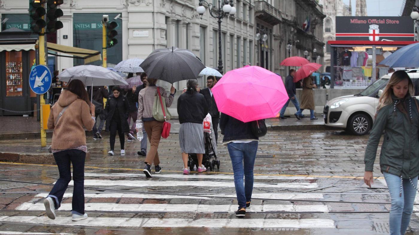 Meteo, peggioramento nel weekend: domenica aumenta l'instabilità